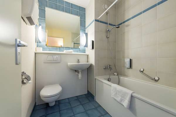 Hotel HOTEL CAMPANILE ROTTERDAM WEST - Vlaardingen - Standard Room