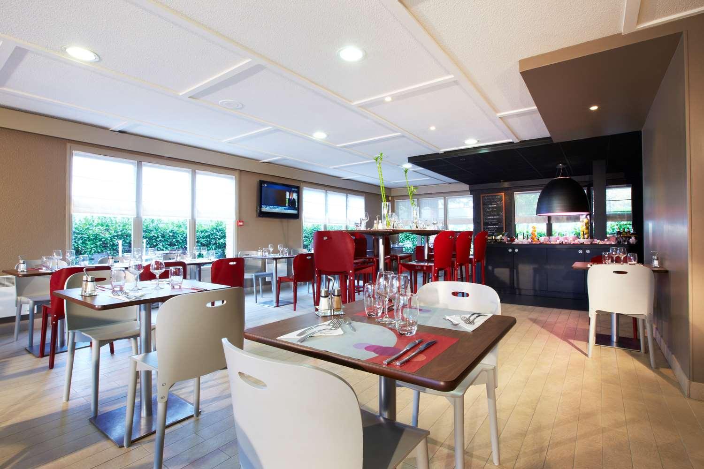 Restaurant - Hotel Campanile Rouen Est - Franqueville Saint Pierre