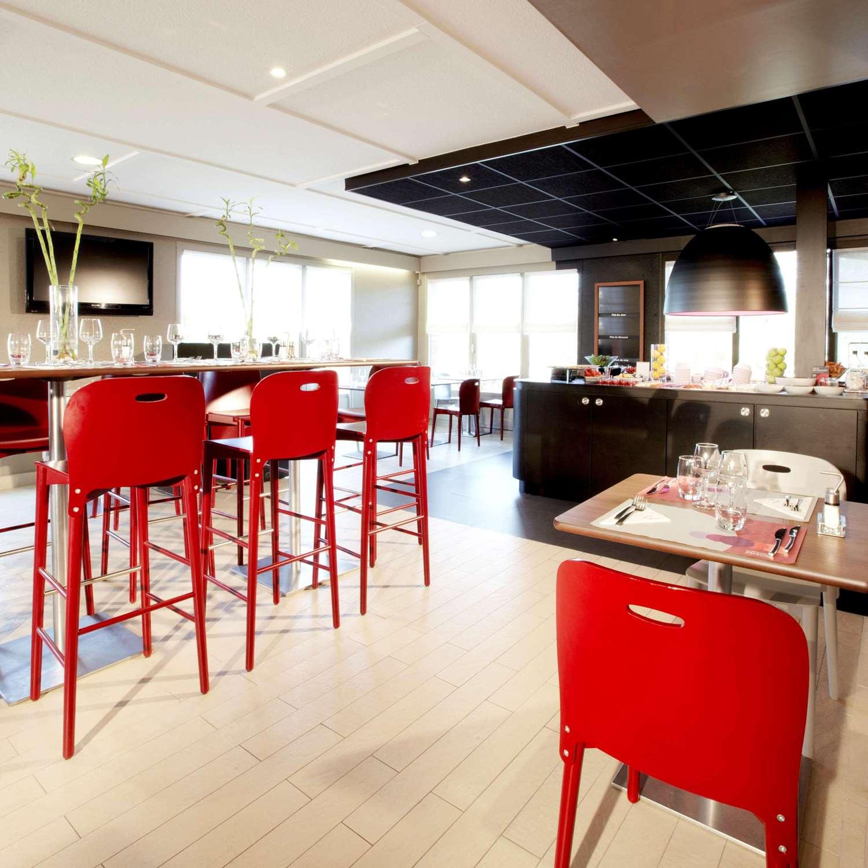 Restaurant - Hotel Campanile Rouen Nord - Mont Saint Aignan