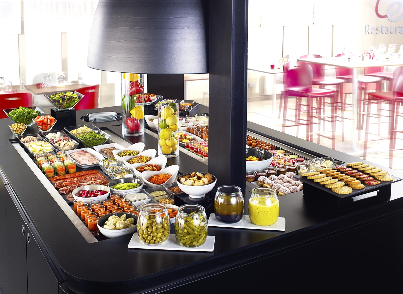 Restaurant - Hotel Campanile Rouen Sud - Zénith - Parc Expo
