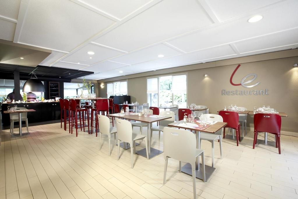 H tel restaurant campanile rouen sud z nith parc expo campanile - Parc des expositions rouen ...