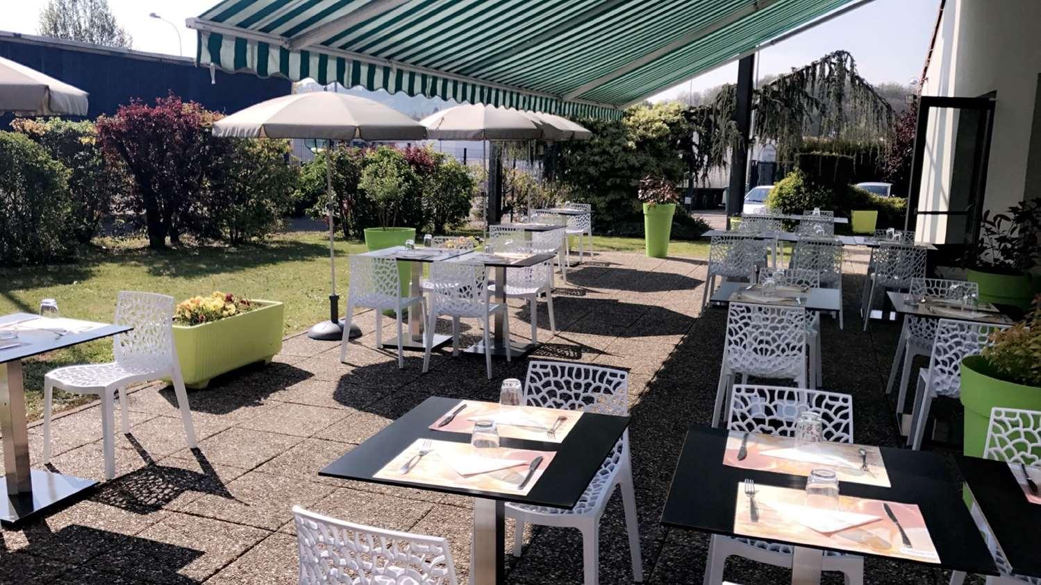 Restaurant - Hotel Campanile Saint Avold