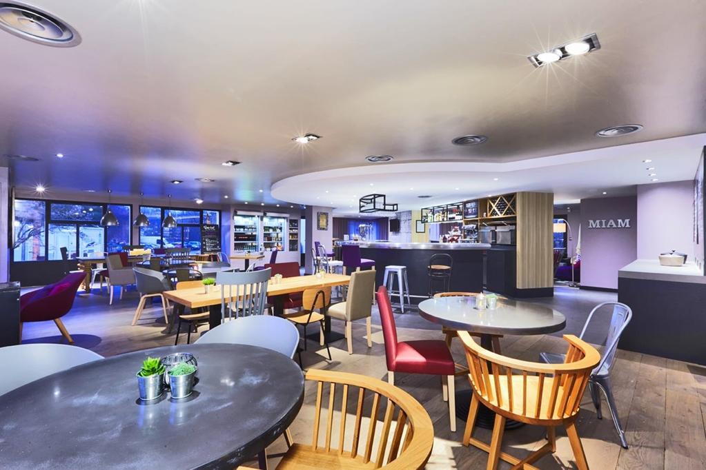 Hotel Restaurant Campanile Aix Les Bains