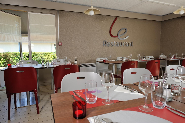 Restaurant - Hôtel Campanile Saint Nazaire - Trignac