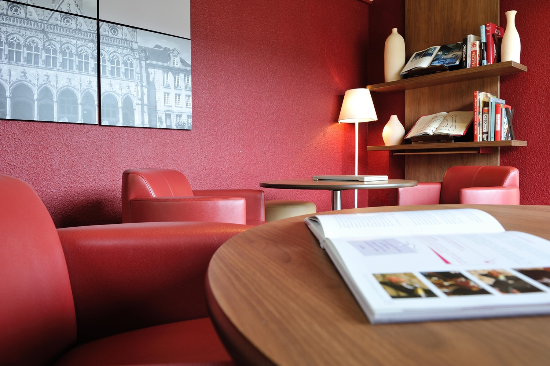 Restaurant - Hotel Campanile Saint Quentin