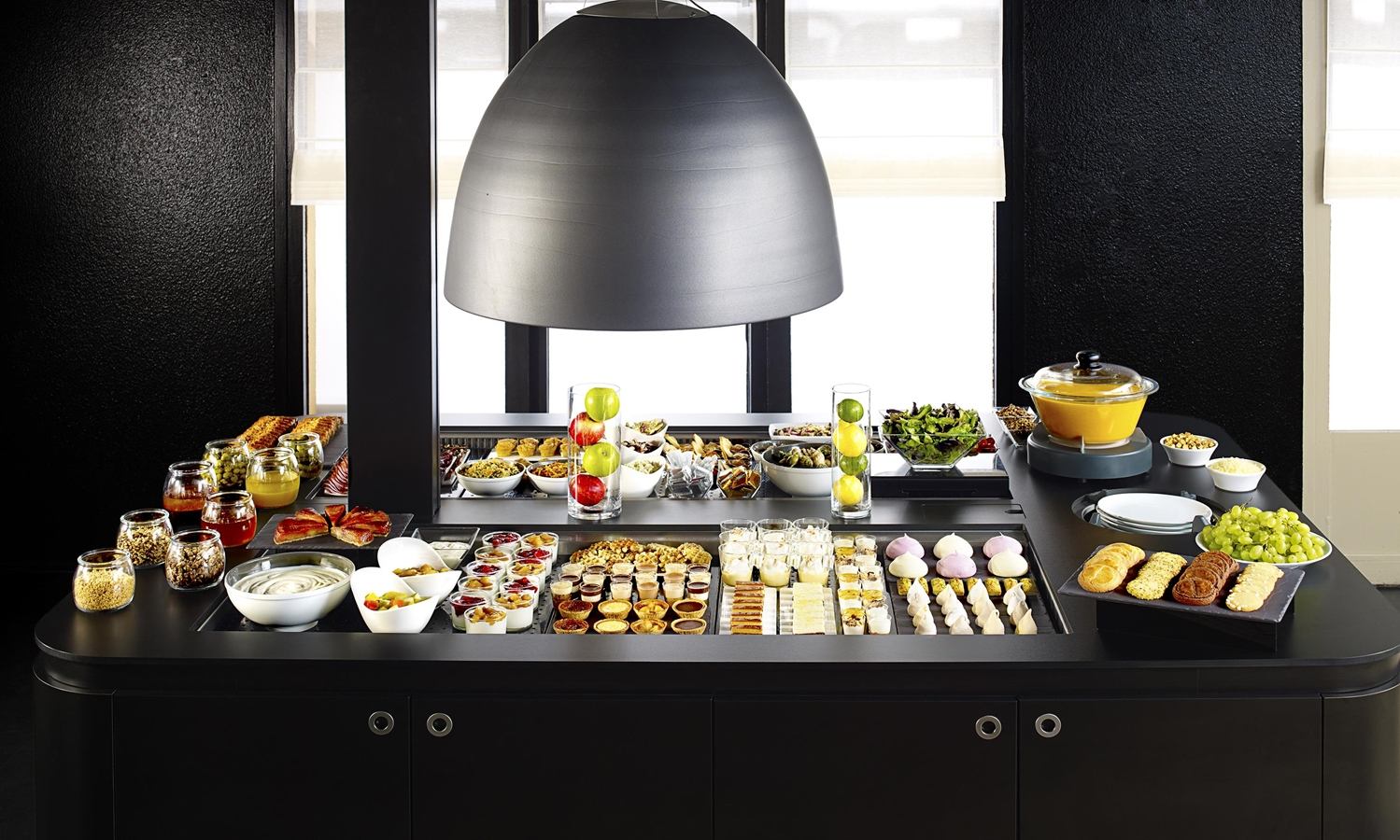 Restaurant - Hôtel Campanile Saint Quentin En Yvelines