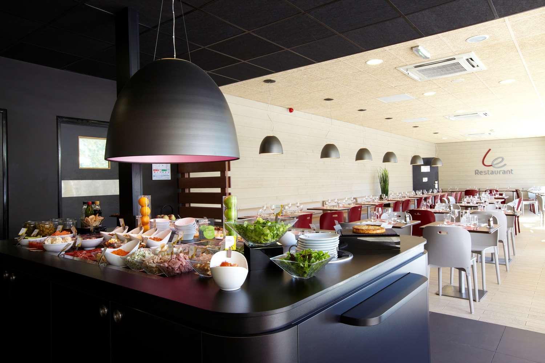Restaurant - Hotel Campanile Saintes