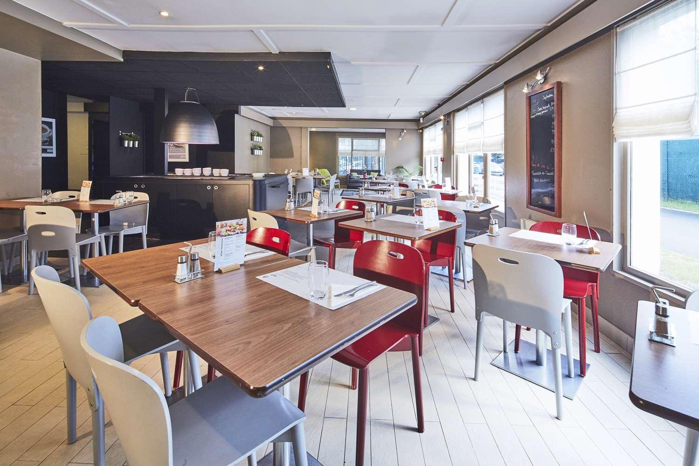 Restaurant - Hotel Kyriad Sannois - Ermont