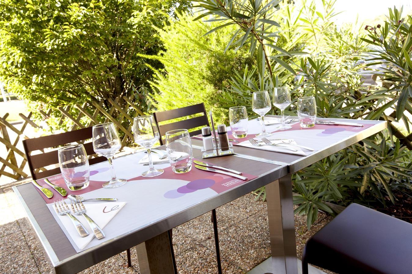 Restaurant - Hotel Campanile Saumur