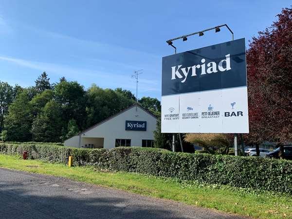 Hotel KYRIAD SEDAN