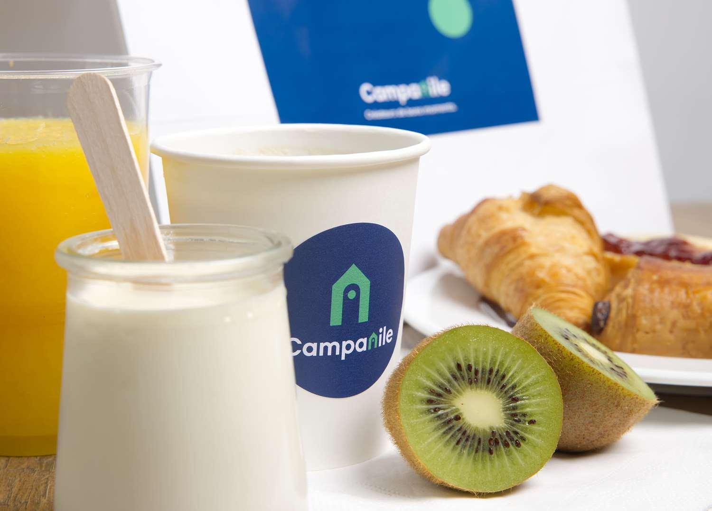 Restaurant - Hotel Campanile Senlis