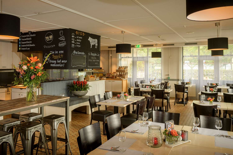 Restaurant - Hotel Campanile S-Hertogenbosch