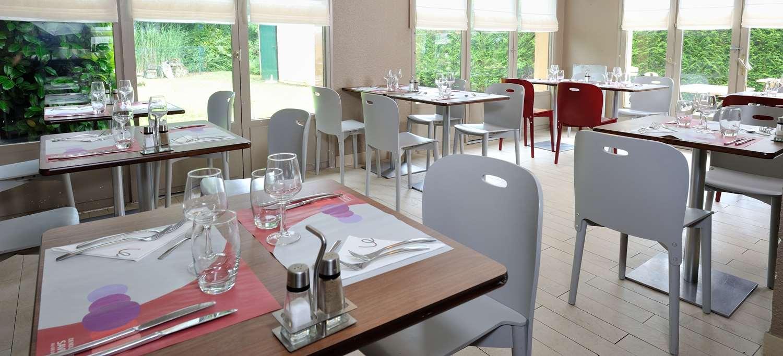 Restaurant - Hotel Kyriad Direct Soissons