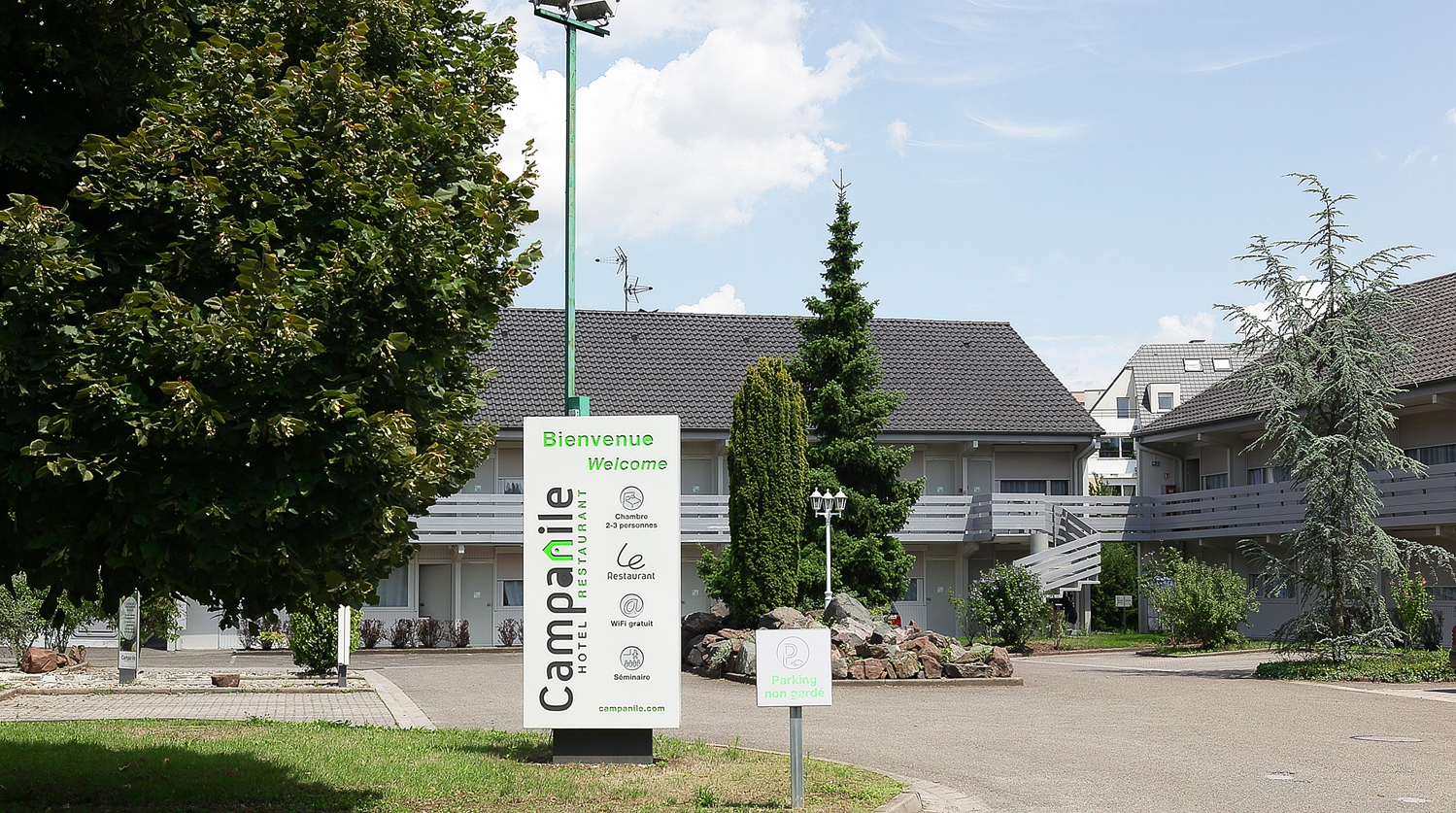CAMPANILE STRASBOURG - Lingolsheim