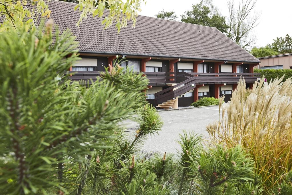 H U00f4tel Restaurant Campanile Strasbourg Sud
