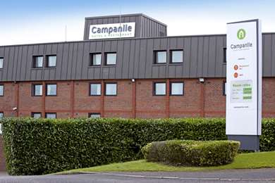 Bed and Breakfast Campanile Hotel Swindon