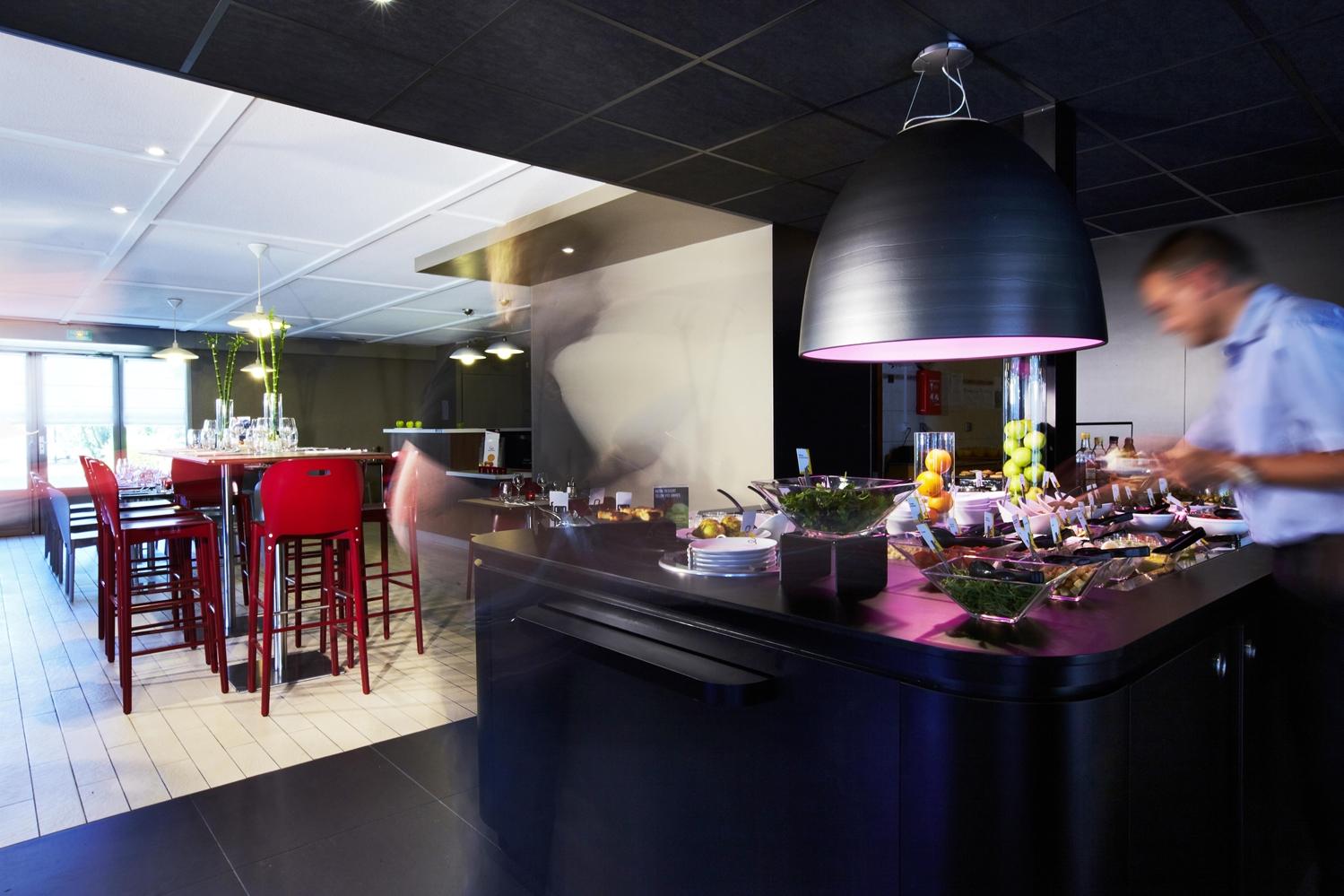 Restaurant - Hotel Kyriad Tarbes - Bastillac