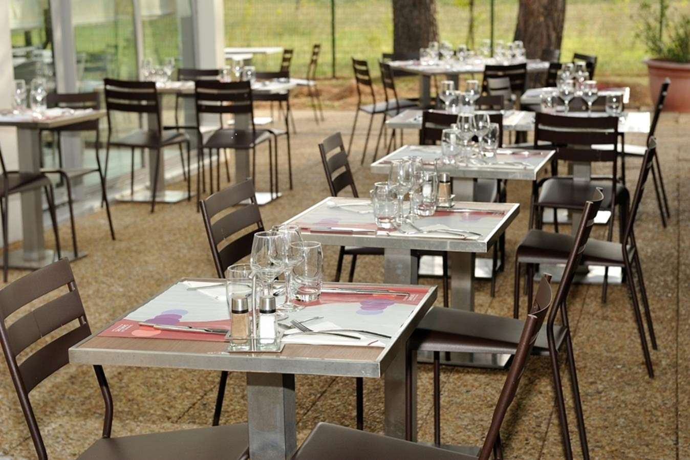 Restaurant - Hotel Campanile Toulouse Nord - L'union