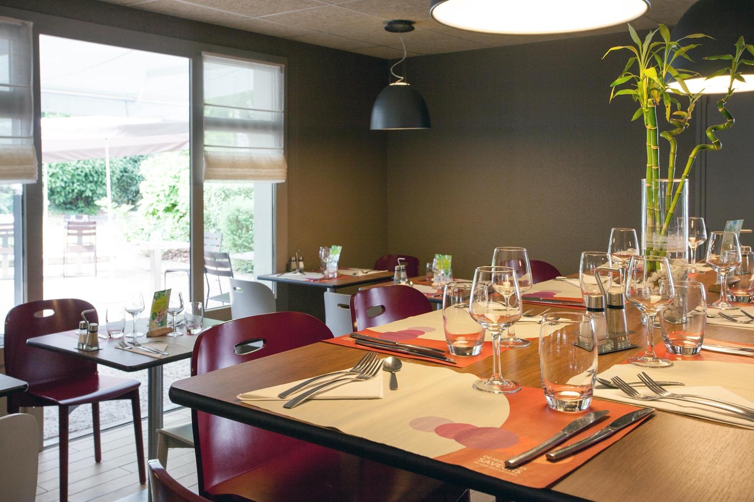 Restaurant - Hotel Campanile Tours Sud - Joué Lès Tours