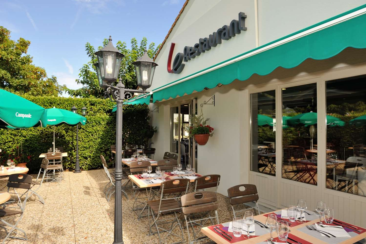 Restaurant - Hôtel Campanile Valence Sud