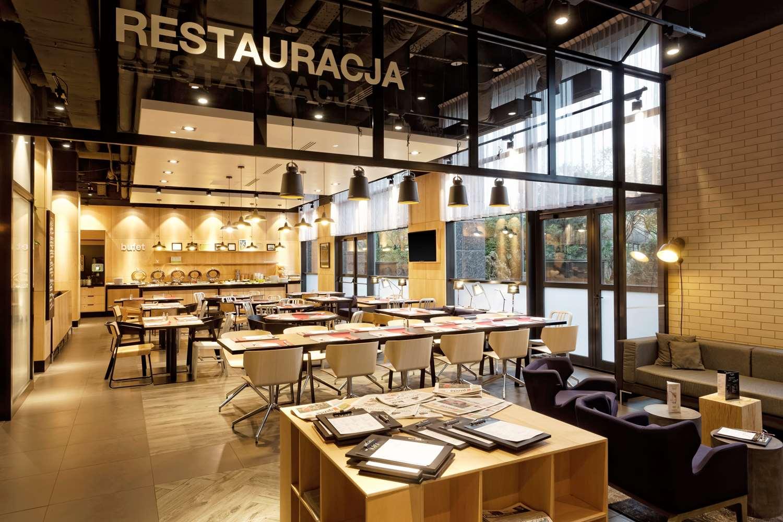 Restaurant - Hotel Campanile Varsovie / Warszawa