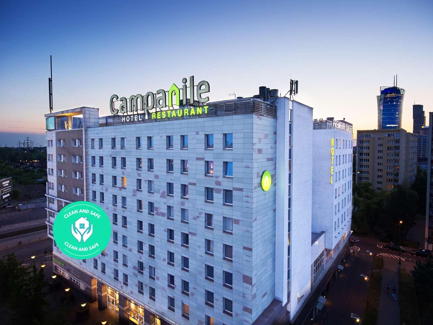 HOTEL CAMPANILE VARSOVIE / WARSZAWA