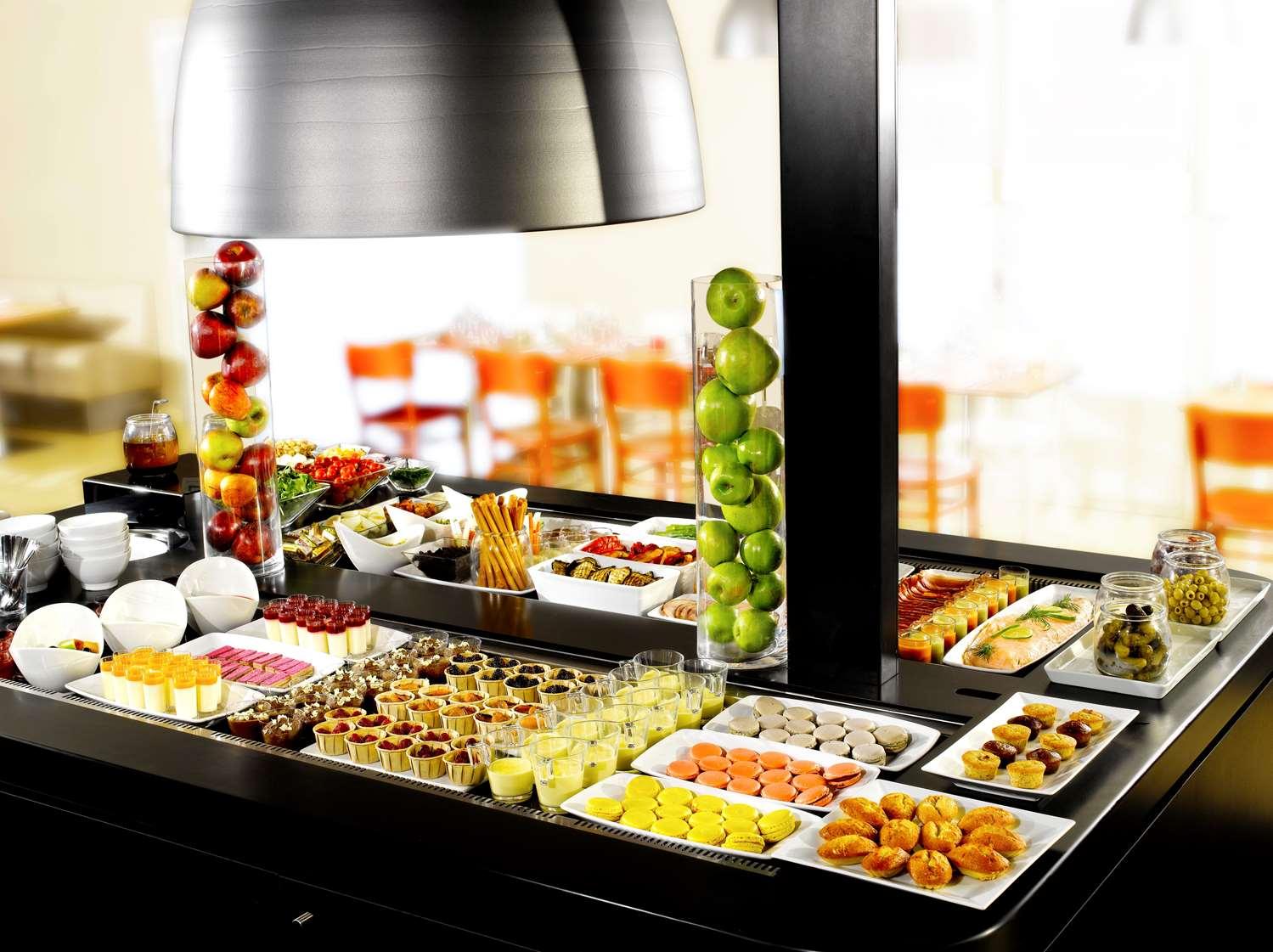 Restaurant - Hôtel Premiere Classe Villeneuve-St-Georges