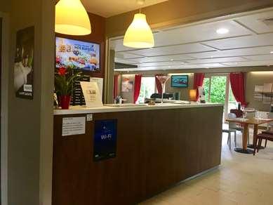 Hotel Campanile Villeneuve Sur Lot - Pujols