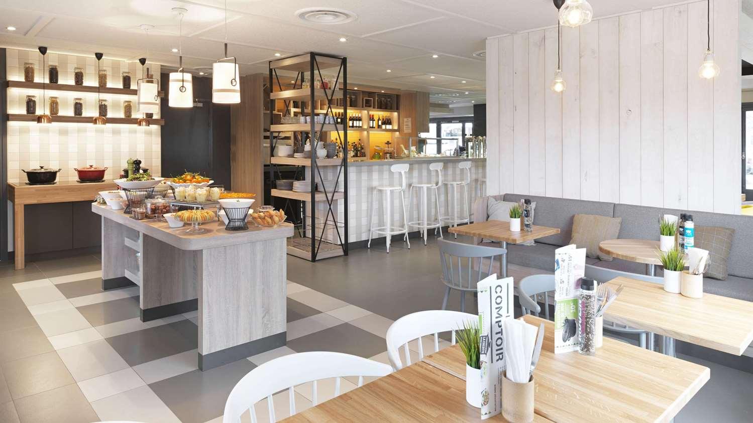 Restaurant - Hotel Campanile Villepinte - Parc Des Expositions