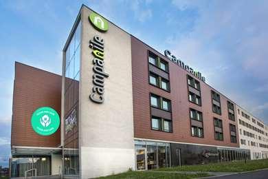 Hotel CAMPANILE WROCLAW CENTRUM