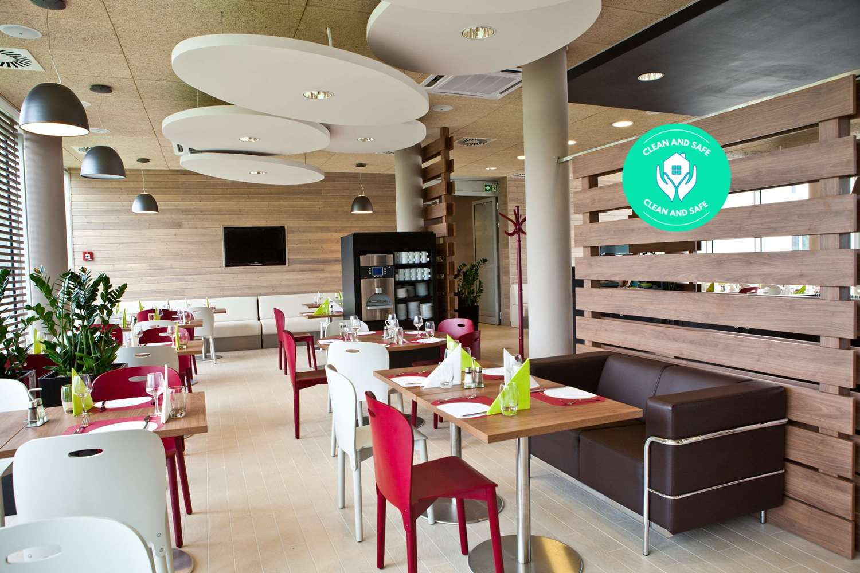 Restaurant - Hotel Campanile Wroclaw Centrum