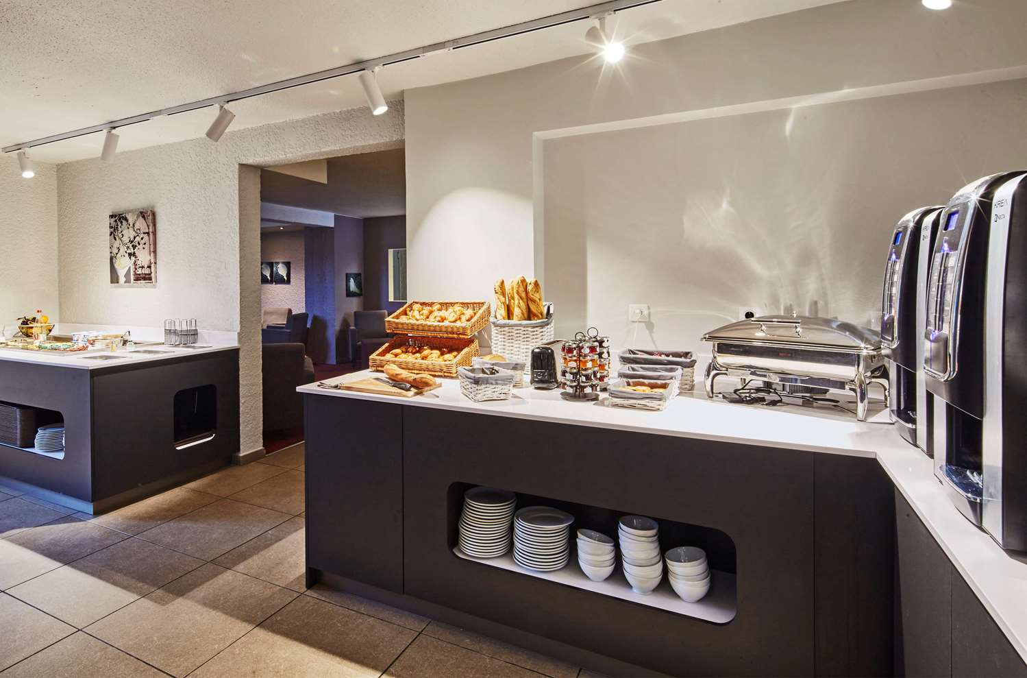 Restaurant - Hotel Kyriad Auxerre - Appoigny