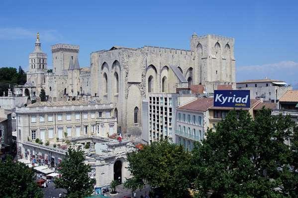 酒店 KYRIAD AVIGNON - Palais des papes