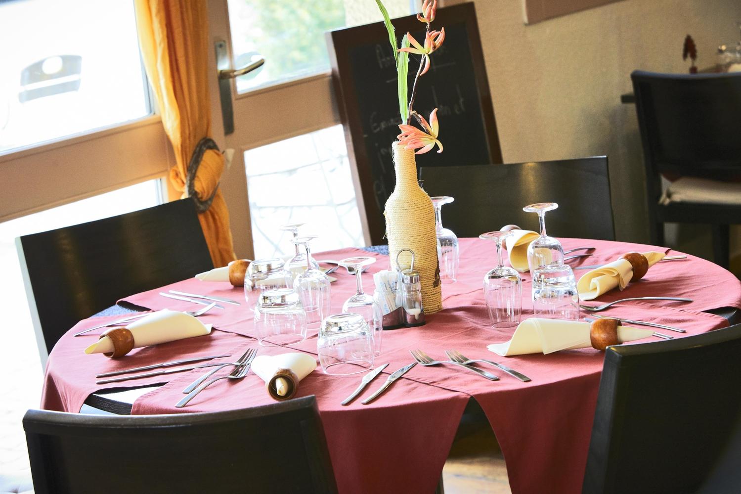 Restaurant - Hotel Kyriad Beauvais Sud