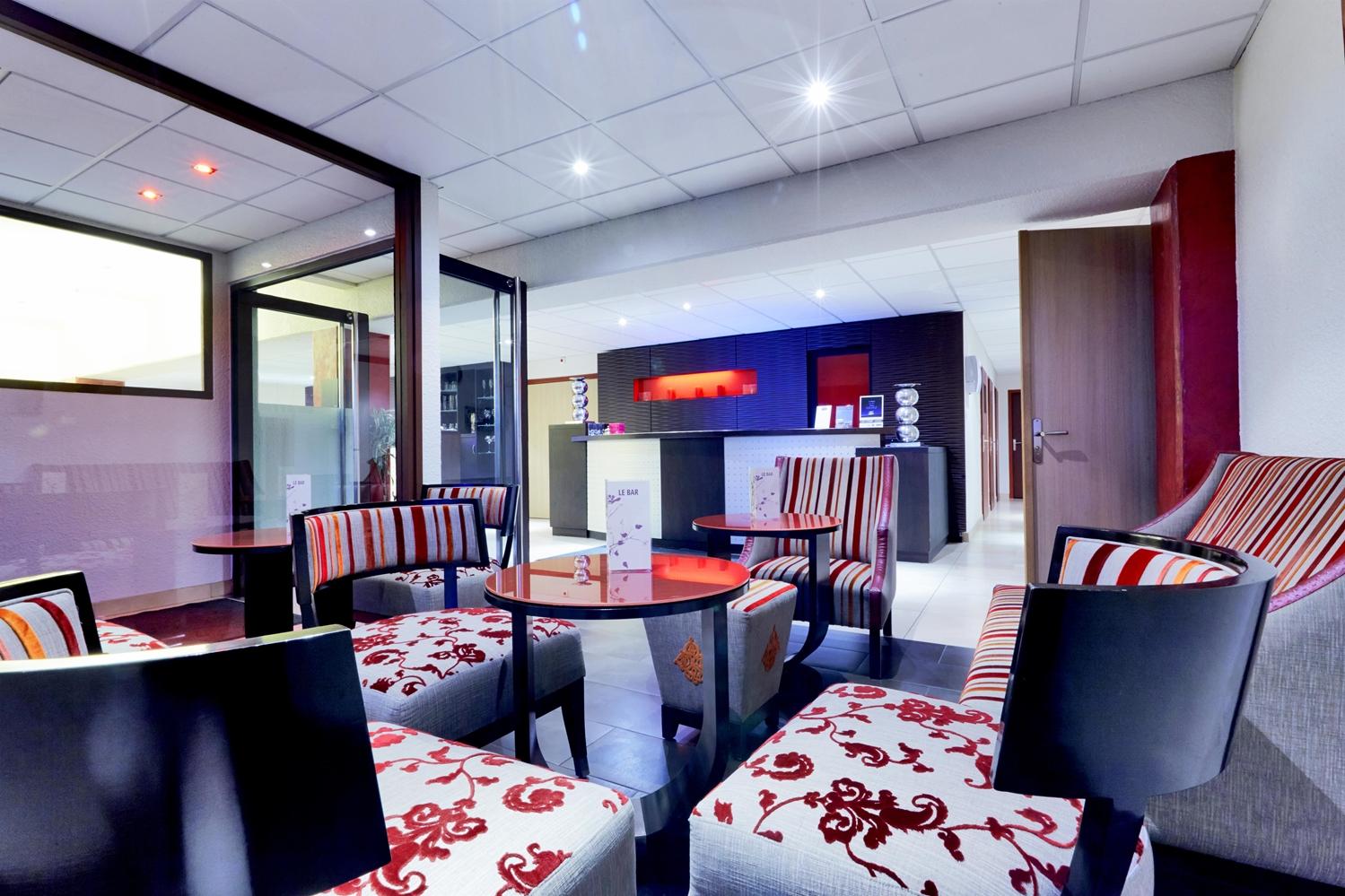 Restaurant - Hôtel Kyriad Belfort