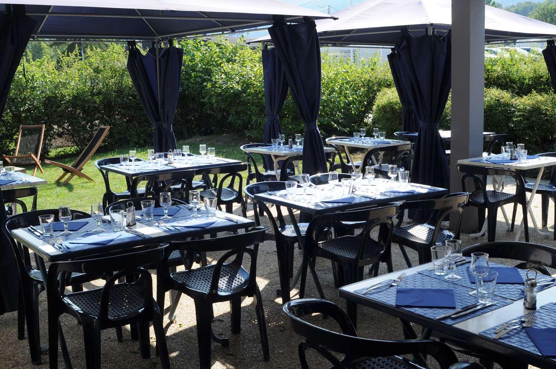 Restaurant - Hôtel Kyriad Bellegarde - Genève