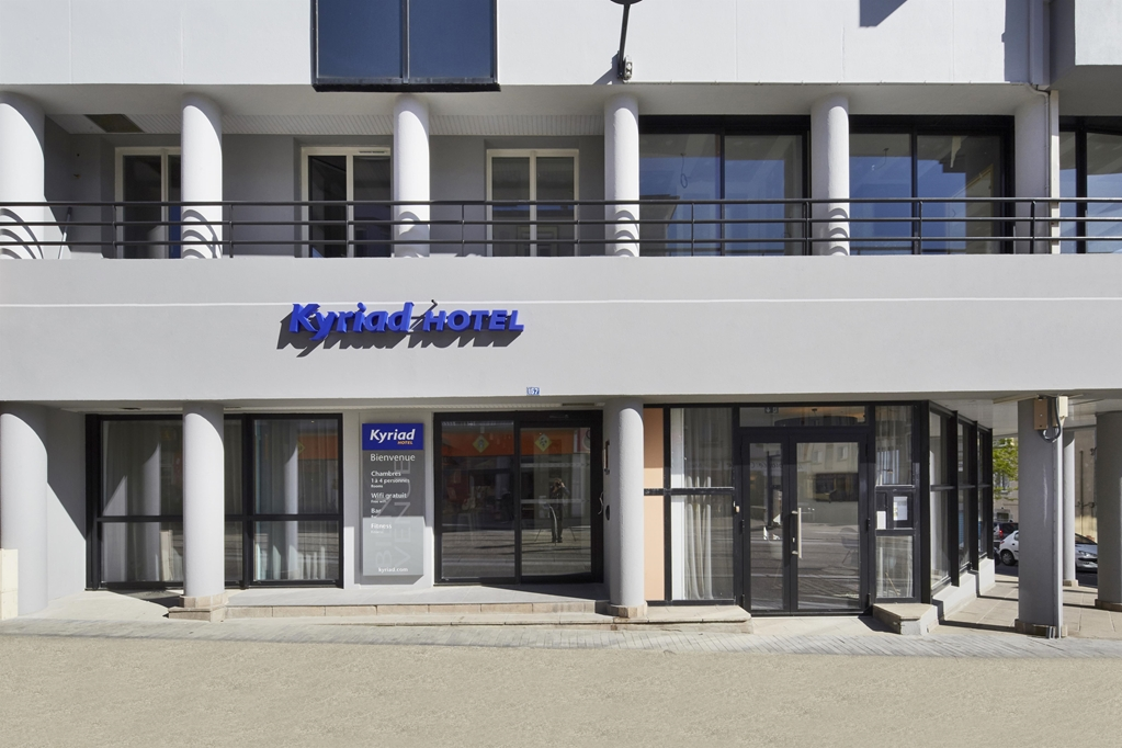 Hotel Kyriad Brest Centre