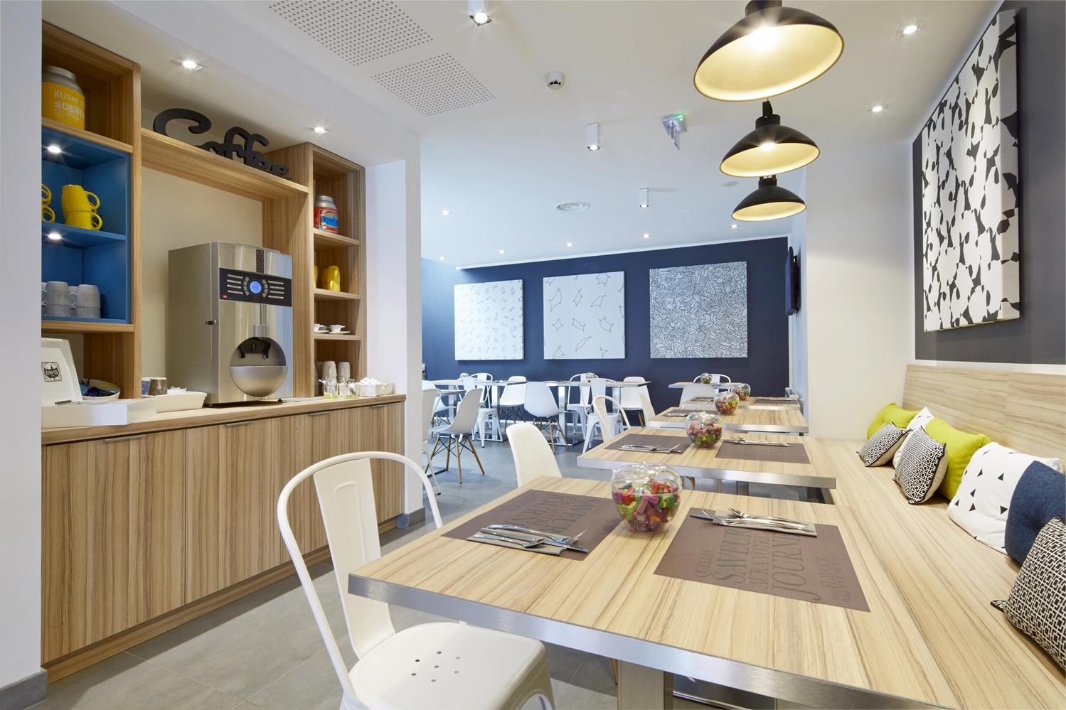 Restaurant - Hotel Kyriad Brest Centre
