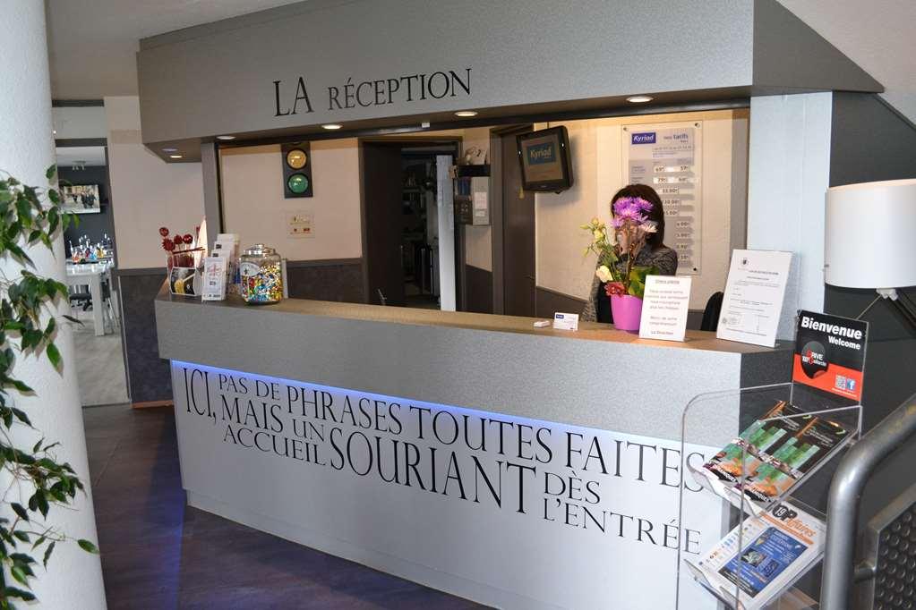 Hotel Kyriad Brive La Gaillarde Centre