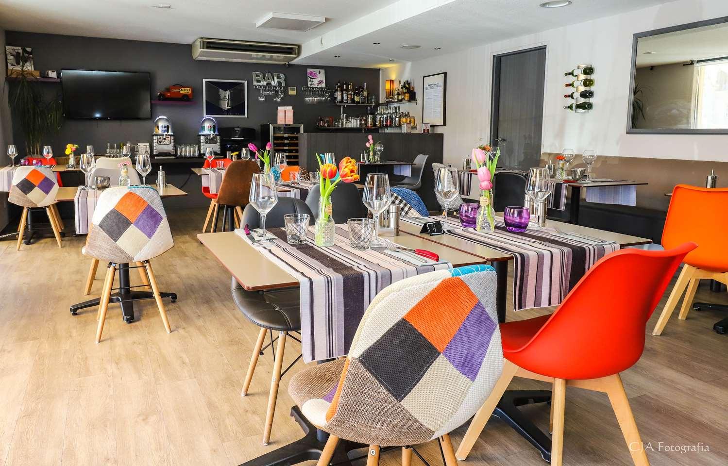 Restaurant - Hôtel Kyriad Brive La Gaillarde Centre