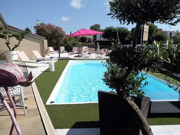 Hotel Kyriad Carcassonne Ouest - La Cité
