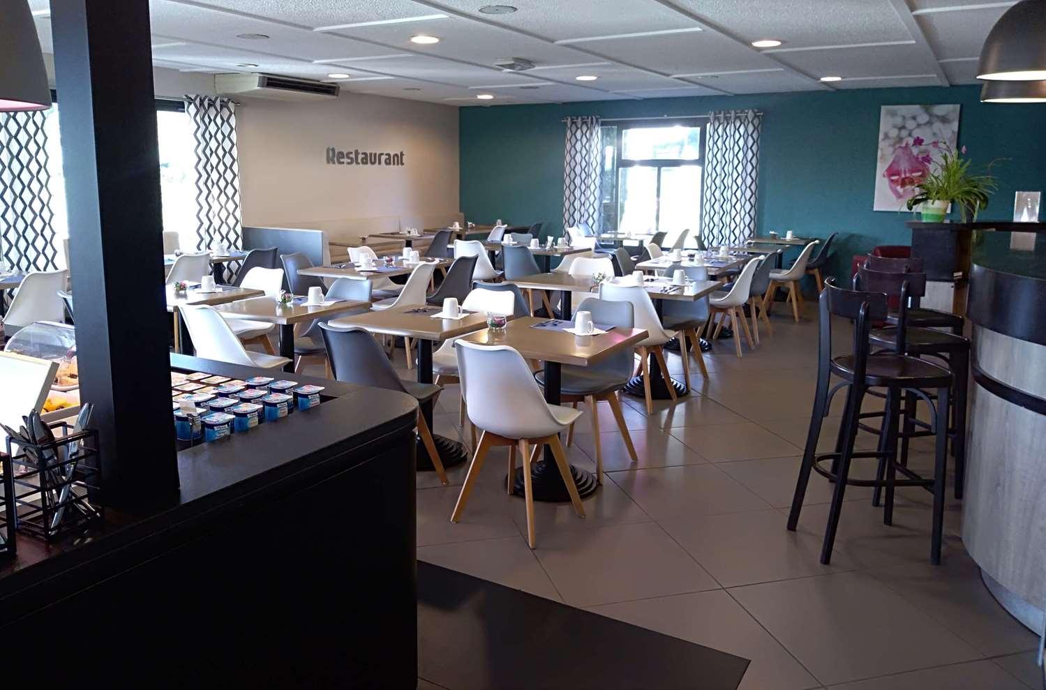 Restaurant - Hôtel Kyriad Carcassonne - Aéroport