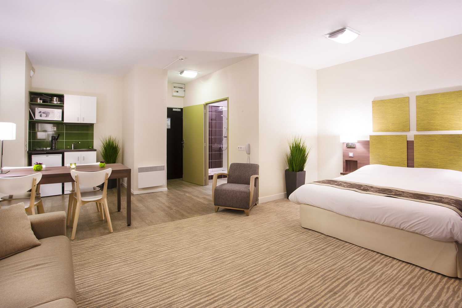 HOTEL KYRIAD CHAMBERY CENTRE - Curial