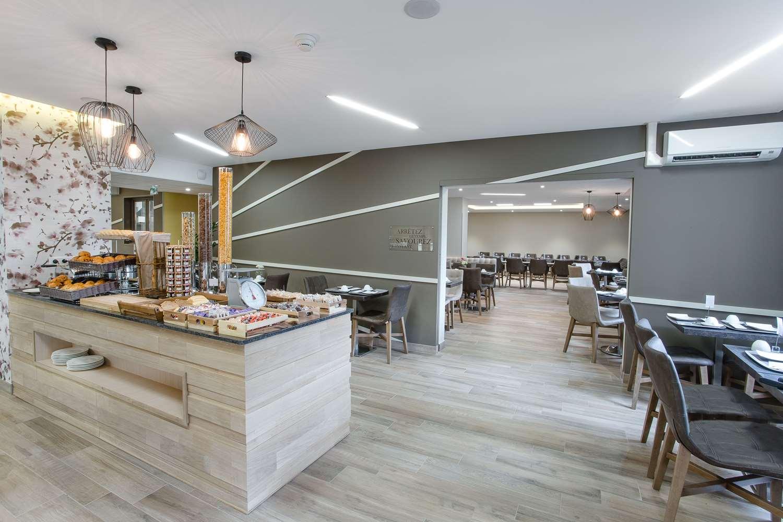 Restaurant - Hotel Kyriad Chambery Centre - Curial