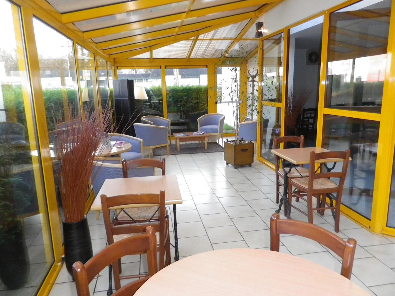 Restaurant - Hotel Kyriad Chantilly