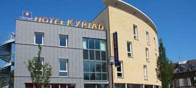 Hotel Kyriad Charleville Mezieres