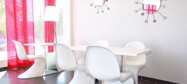 Restaurant - Hotel Kyriad Charleville Mezieres
