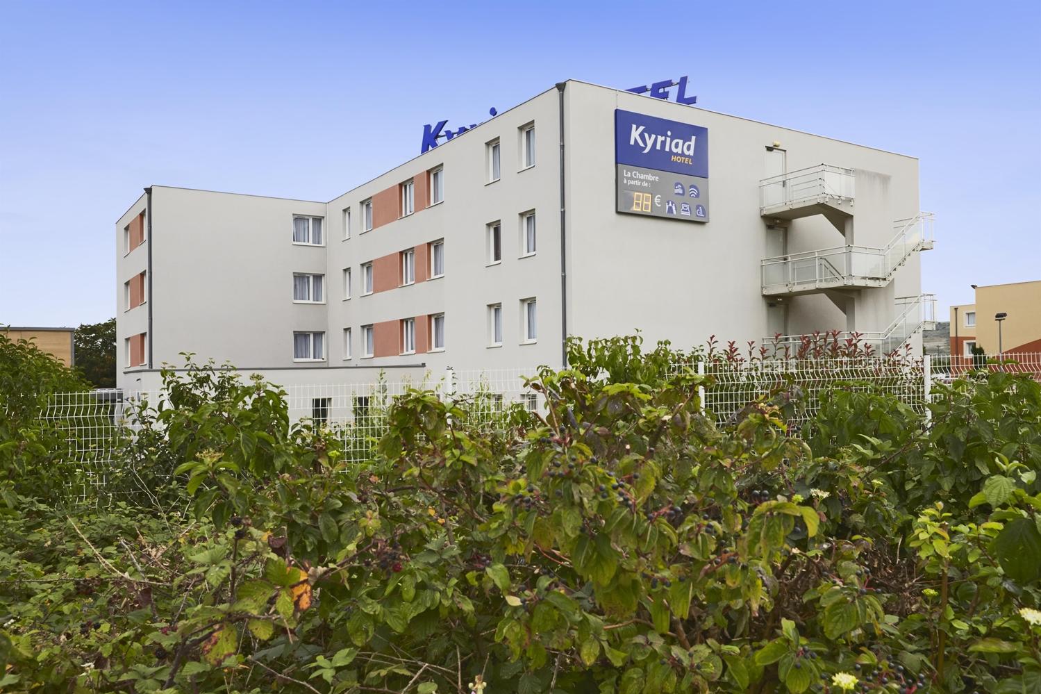Kyriad Clermont-Ferrand-Sud - La Pardieu