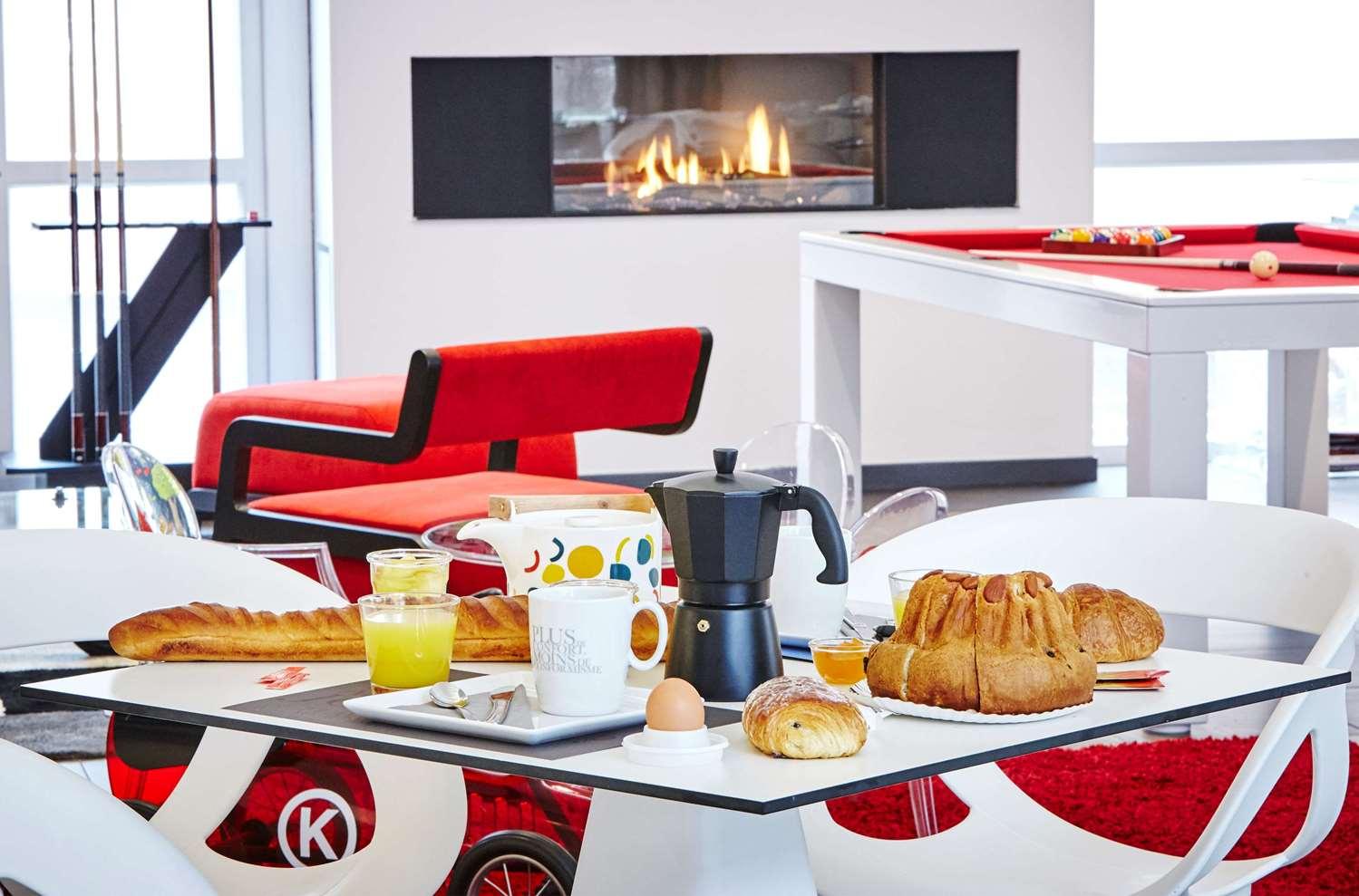 Restaurant - Hotel Kyriad Colmar Centre - Unterlinden
