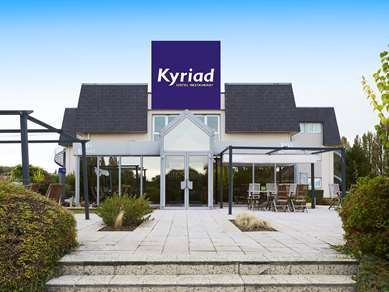 Kyriad DEAUVILLE - Saint Arnoult
